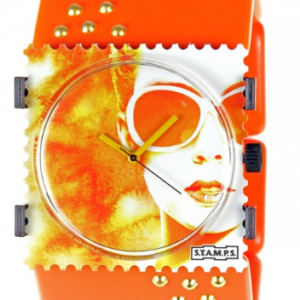 Flery Orange